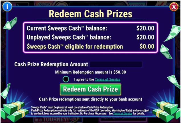 Luckyland Slots - Redeem Cash prizes