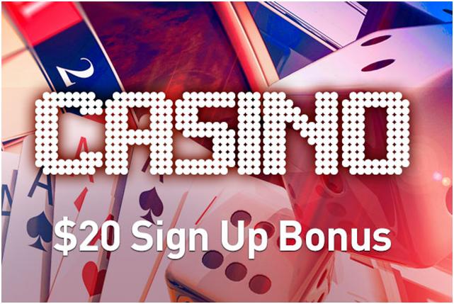 Play Now Canada Bonus offers- $20 Casino Bonus