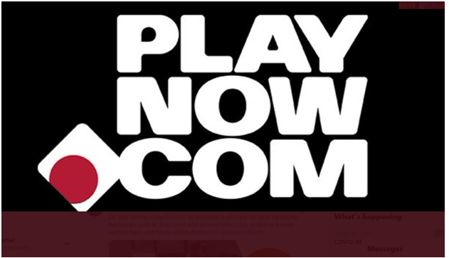 Bonuses at Play Now Casino Canada
