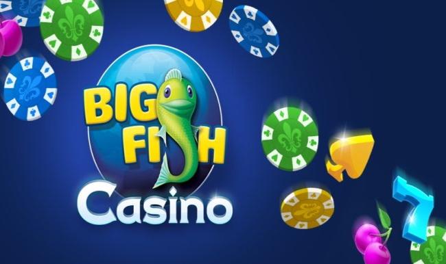 Pros of Big FIsh Casino