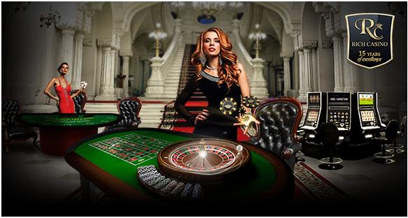Rich Casino- Live Casino