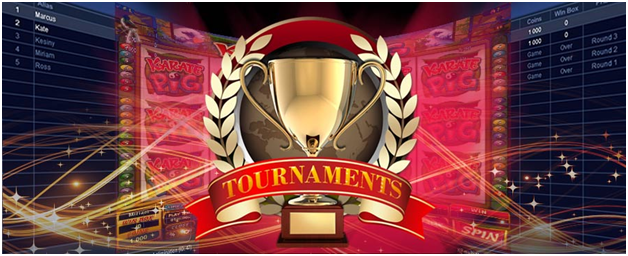 Slot tournaments in Canada