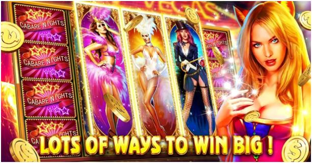Slots of Vegas games