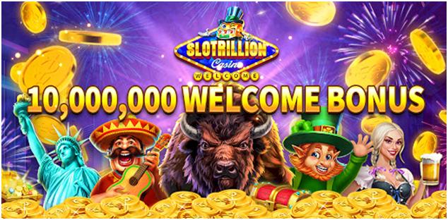 Slotstrillion Slots