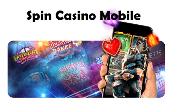 Spin Casino iPhone slots
