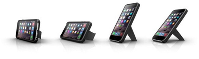 iKlip Case- Which Angle you want iPhone 6 to stand 1