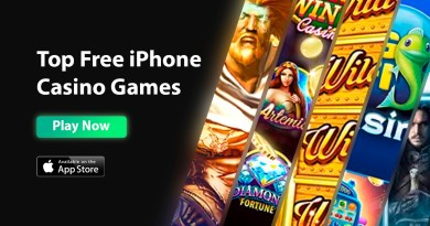 Top Free iPhone Casino Games Canada