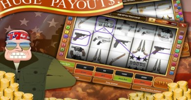 Trigger Happy Slot Machine 1