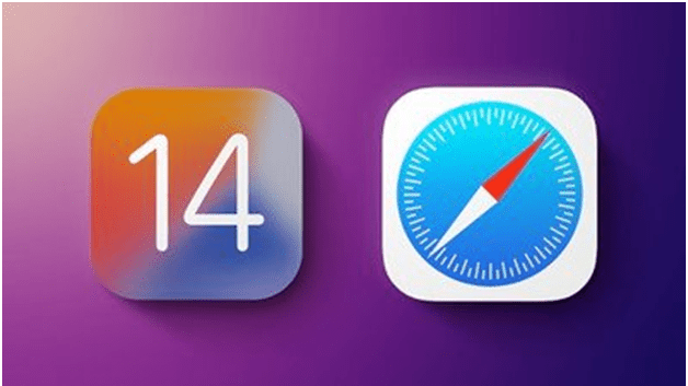 What are some of the outstanding new features of iOS 14- Safari