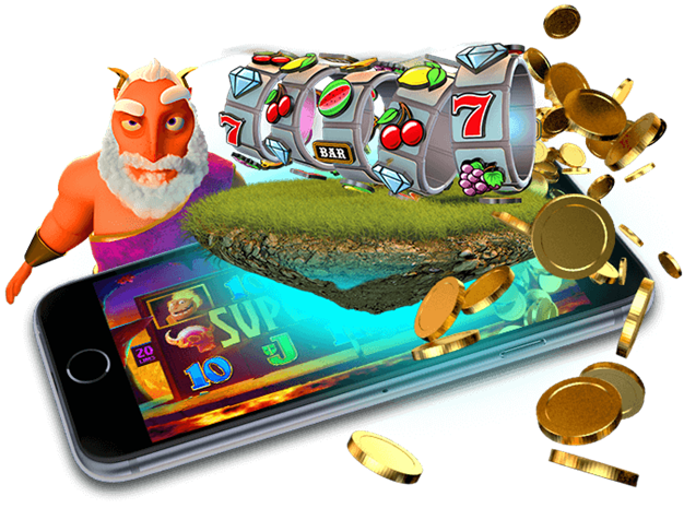 What are the seven new Slots App for iPhone to download now