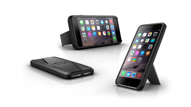 iKlip Case- Which Angle you want iPhone 6 to stand