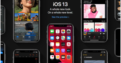 iOS 13 photo features