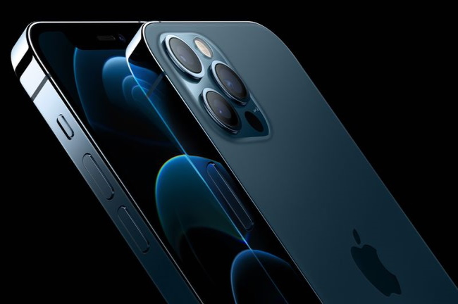 iPhone 12 Pro design and display