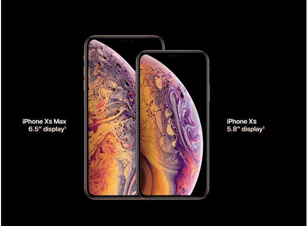iPhone XS Canada