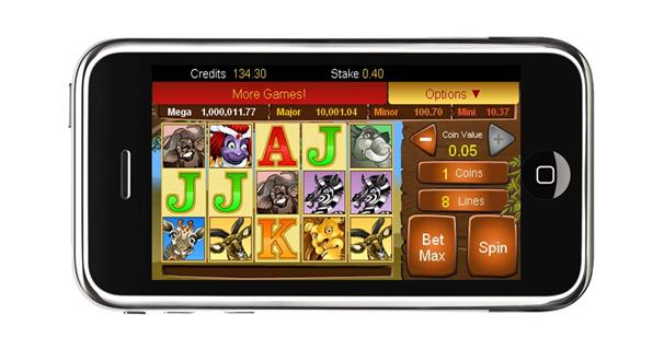 Casino iphone