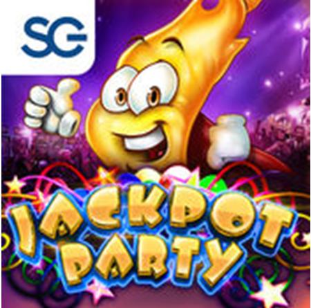 Jackpot Party logo