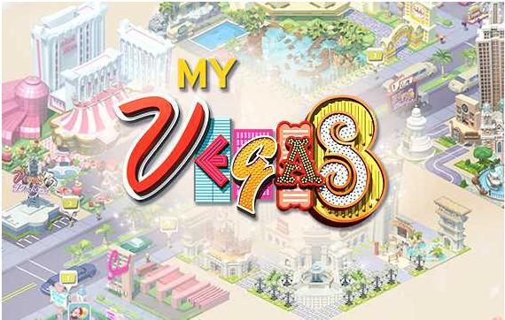 myVegas slots app