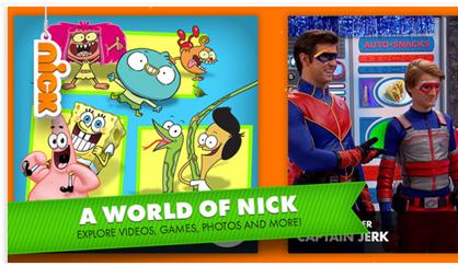 Nick go - A World of Nick