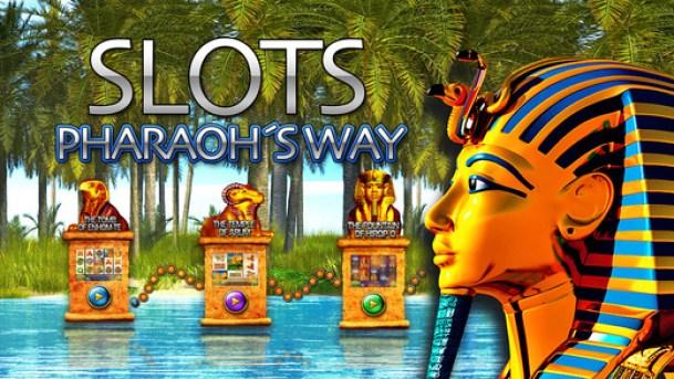 slots pharaohs way