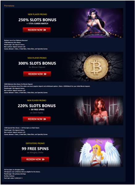 24 VIP casino Bonus offers