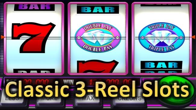 3-Reel Slots