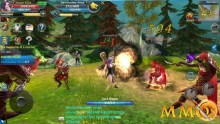 9 Biggest MMORPGs for Android to Play 2010