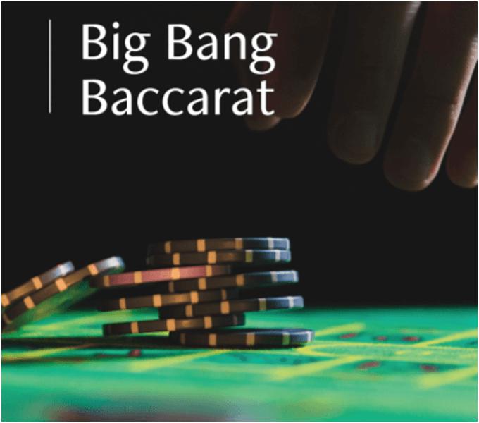 Big Bang Baccarat