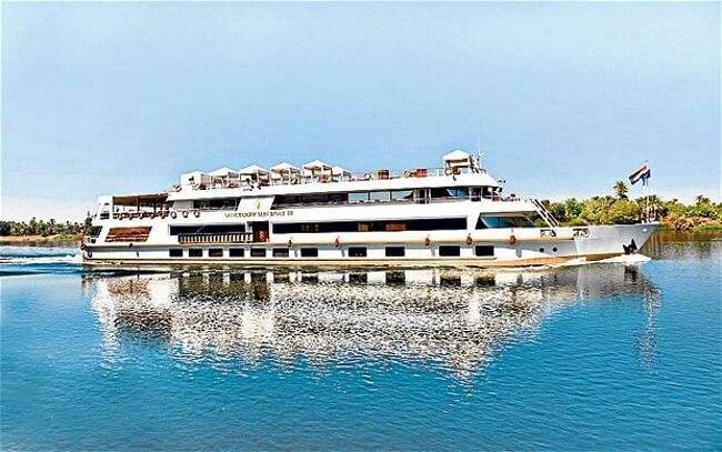 Royal Cleopatra, River Nile