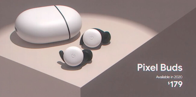Google Pixel Buds (2020)