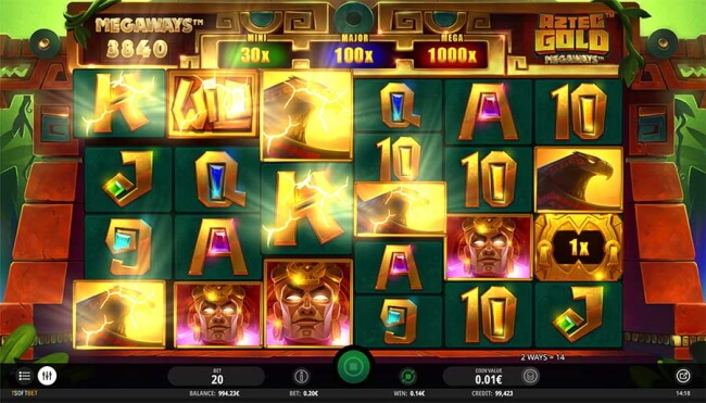 How Cascading Slots Works
