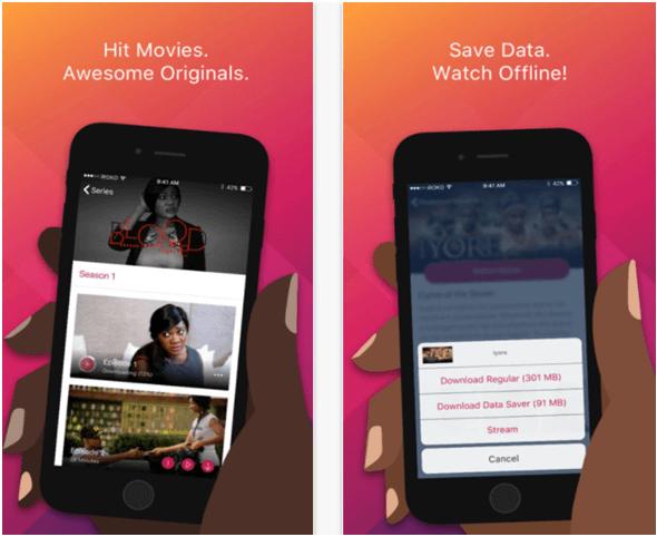IROKOtv app ZA