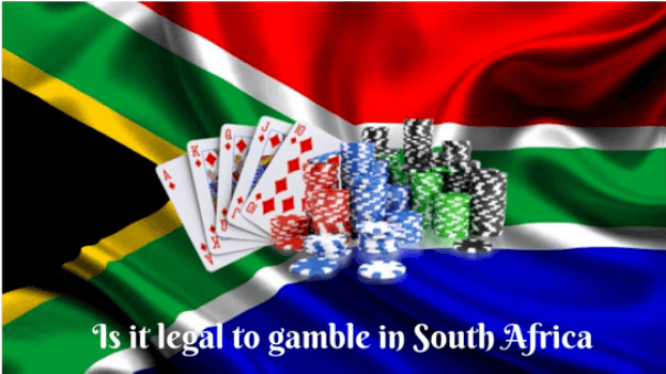 Is it legal to gamble in South Africa