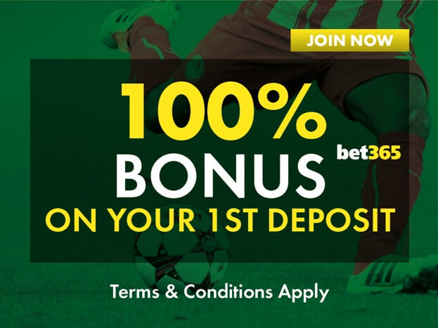 100% Bonus on your First Deposit