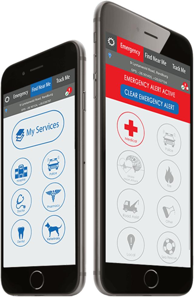mySOS App