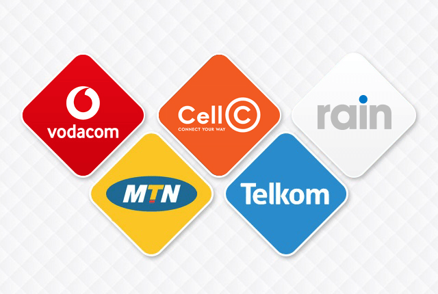 South African Mobile Networks