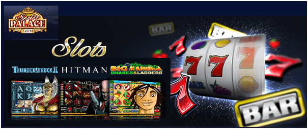 Spin Palace Casino Mobile