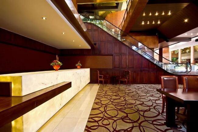 The Cascades Hotel