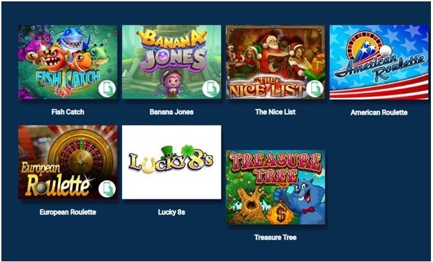 Thunderbolt online casino SA also offers Keno and Bingo