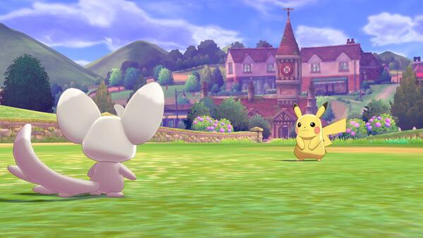 Image de Pokemon Epée