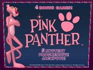 Pink Panther Slot