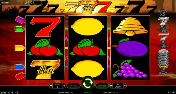 Hot 777 Slot Machine Online ᐈ Wazdan™ Casino Slots