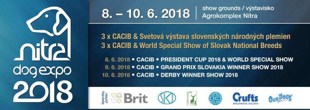 Nitra Dog Expo 2018