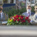 Predseda NR SR a prezidentka SR si uctili Štefánika i Masaryka pri príležitosti 103. výročia vzniku ČSR