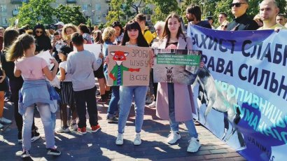 Наступление «зоозащитников»: полезные идиоты помогают бизнесу синдиката «веганов»