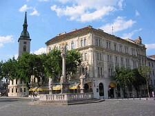 Bratislava - Denkmal an der novy most