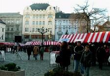 Bratislava - Weihnachtsmarkt
