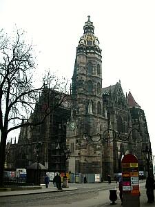 Kosice - Kirche
