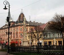 Kosice - Denkmal in der Innenstadt