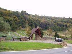 Soldatenfriedhof am Dukla-Pass