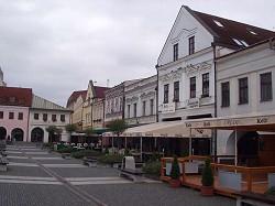 Zentrum von Zilina